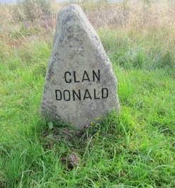 Culloden Battlefield Culloden Moor, inverness-shire The